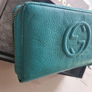 Gucci cellaris long wallet